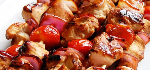 Simple and Addictive Chicken Kabobs- you need to try these!