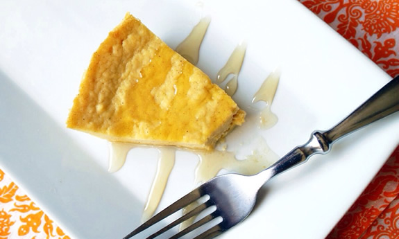 Acorn Squash Custard