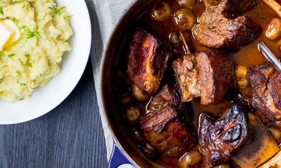 Classic Braised Short Ribs