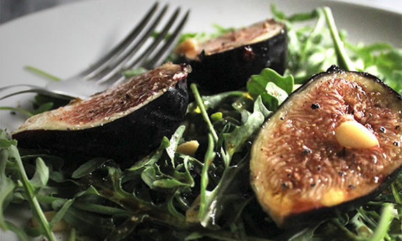 Easy Fig Salad