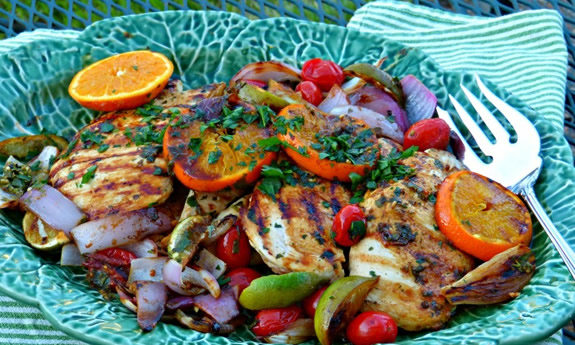Mojo Chicken Breast with Citrus