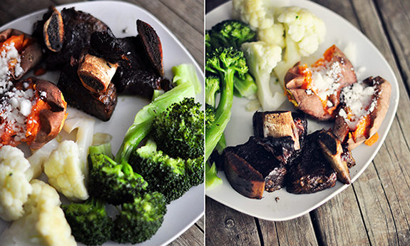Paleo Slow Cooker Short Ribs