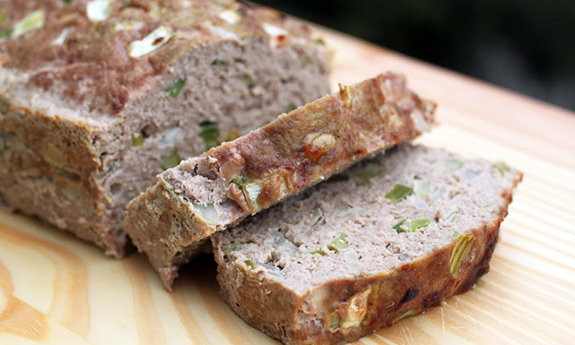 Primal Palate Turkey Meatloaf