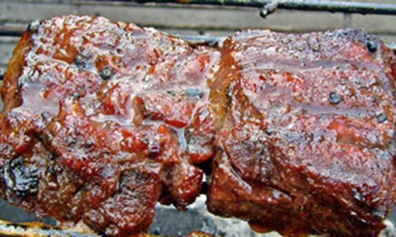 Sweet and Savory Steak Marinade