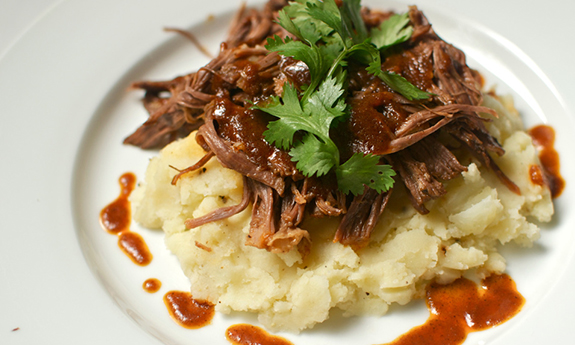 Tequila Braised Short Ribs
