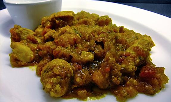 Turkey & Chicken Squash Chilli
