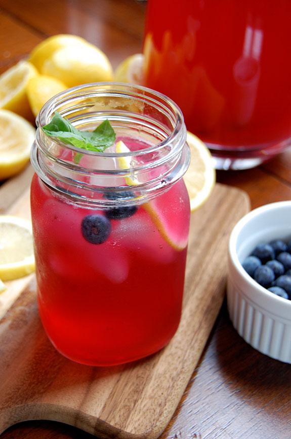paleo lemonade