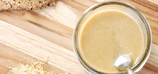 Homemade Paleo Honey Mustard from Scratch- You'll never buy store-bought mustard again!