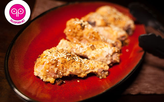 not fried paleo chicken