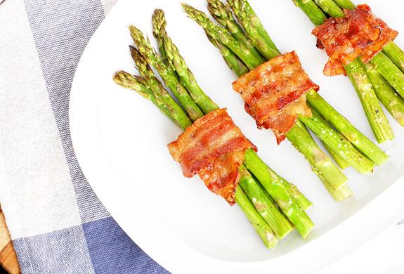 paleo bacon asparagus