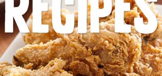 9 Healthier Finger Lickin' Good Fried Chicken Recipes- satisfy your craving for salty, crunchy fried chicken with one of these healthy fried chicken recipes.