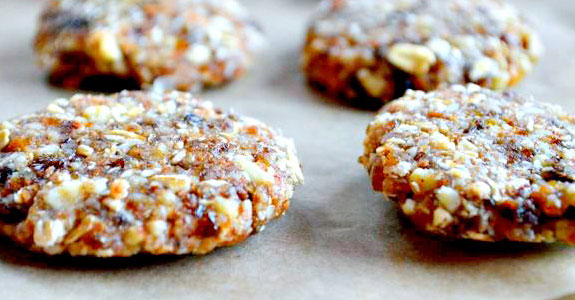 Almond-and-Apricot-No-Bake-Cookies