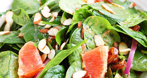 blood orange paleo salad