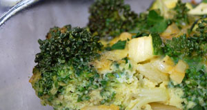 broccoli egg bake
