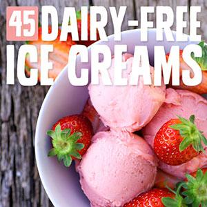 diary free ice cream