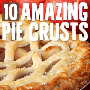 gluten free pie crusts