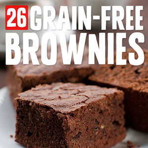 grain free brownies