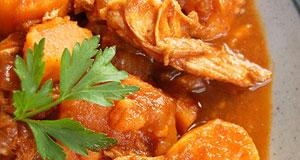 indian paleo stew