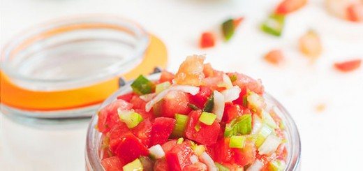 This is the most simple and most flavorful pico de gallo I have ever had! I love how fresh and vibrant it is. You won't want to make any other pico de gallo recipes after making this version.