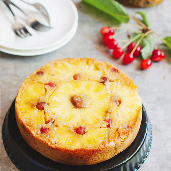 Pineapple Upside Down Cake Recipe Mary Berry