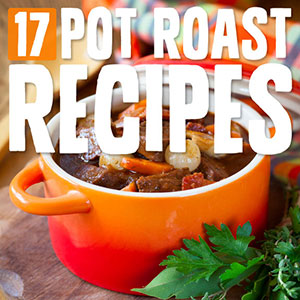 pot roast recipes