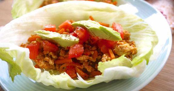30-Minute-Enchilada-Lettuce-Wraps
