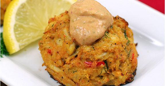Crab Cake Honey Mustard Sauce