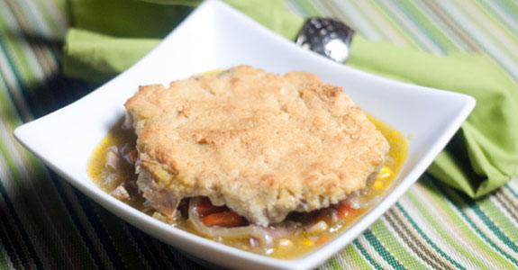 Grain-Free Chicken Pot Pie