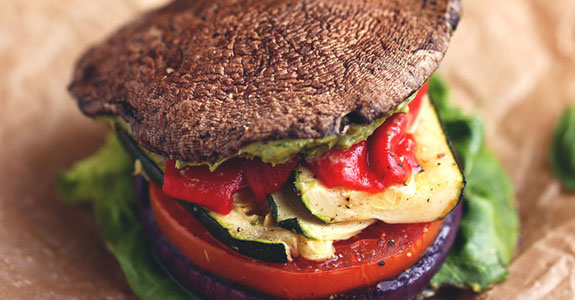 Roasted-Vegetable-Sandwich-With-Avocado-Basil-Aioli