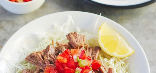 Look out Chipotle, there's a new barbacoa on the block! Our barbacoa with cabbage slaw will blow your mind, or at least your taste buds. Try it now!