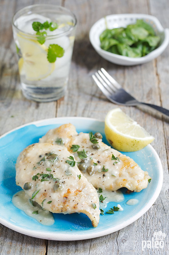 Our chicken piccata is so delicious you'll think you've traveled to Italy. With a flavorful sauce that makes each bite a true delight and keeps things healthy.