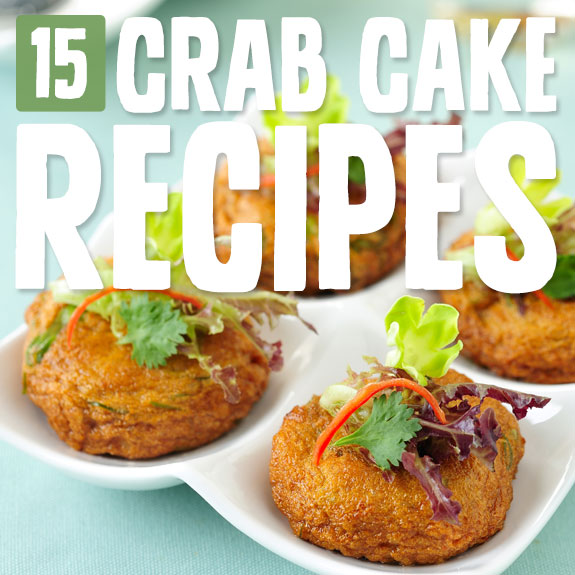 If you love crab cakes, you need to try these mouthwatering recipes!