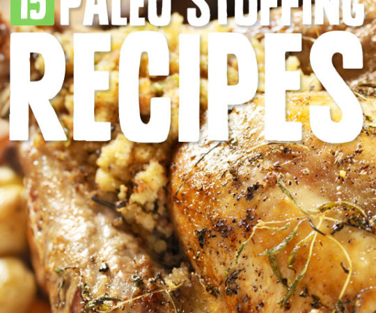 Try these savory, comforting, homestyle Paleo stuffing recipes! You will never look at stuffing the same way again.