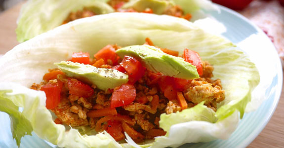 30-Minute-Enchilada-Lettuce-Wraps