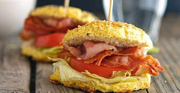 Cauliflower-Bagel-BLTs