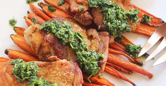 Chimichurri-Chicken-Thighs