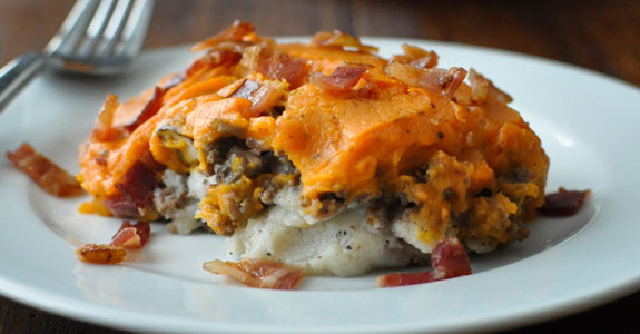 Four-Layer-Beef-and-Bacon-Casserole