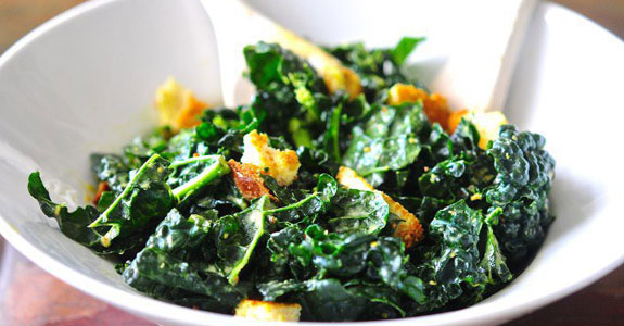 Healthy-kale-Caesar-Salad