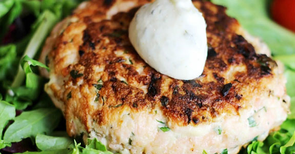 Lemon-Herb-Salmon-Patties