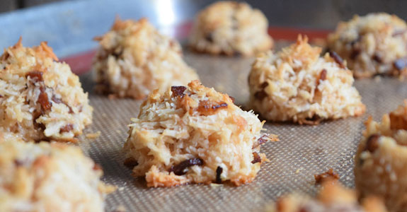 Maple-Bacon-Macaroons