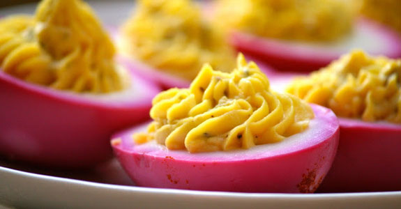 Pickled-Deviled-Eggs
