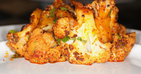 Roasted-Cauliflower-with-Red-Chile,-Cilantro-&-Lime