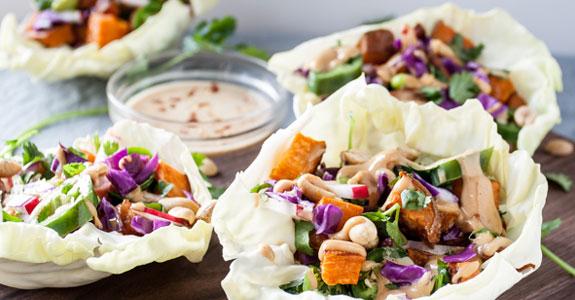 Thai-Peanut-Sweet-Potato-Cabbage-Cups