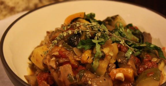 Vegetable-Ratatouille