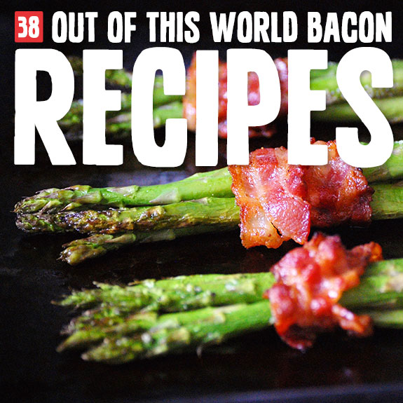 You need to try these to-diet-for bacon recipes! They are salty, porky, and the best of everything bacon has to offer.