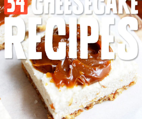 Yes, you can make the most amazing dairy-free cheesecakes if you know how to do it right! They are just as creamy and decadent as classic cheesecake, but without all of the processed ingredients.