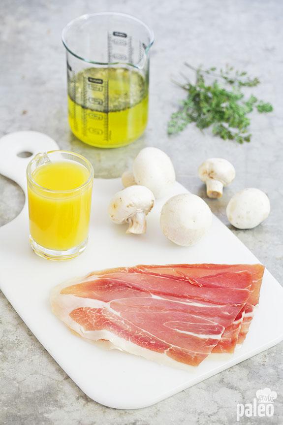 chicken marsala ingredients