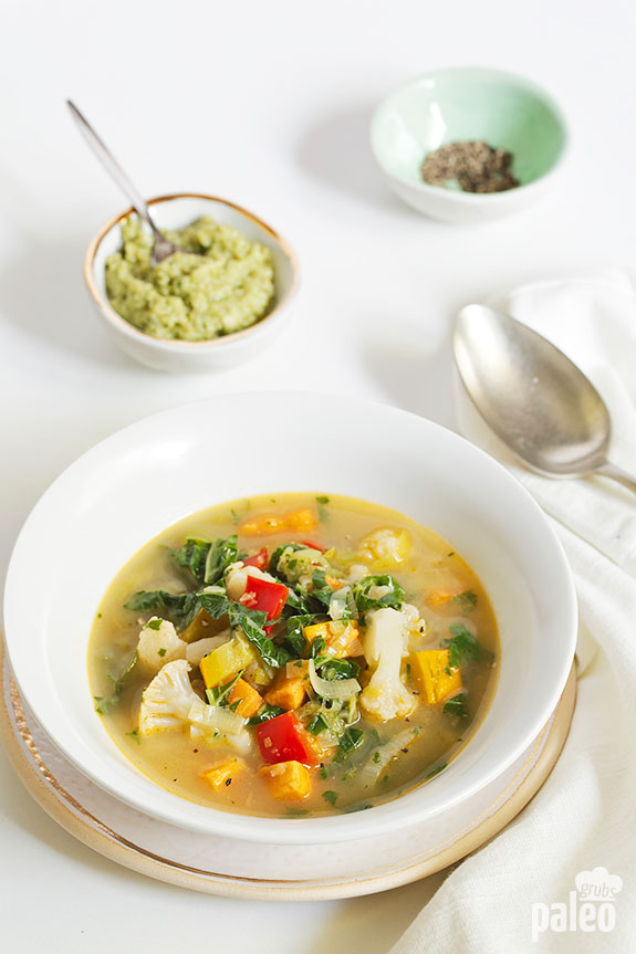 Incroyable I Am So Addicted To This Summer Garden Vegetable Soup! It Is Packed With  Fresh