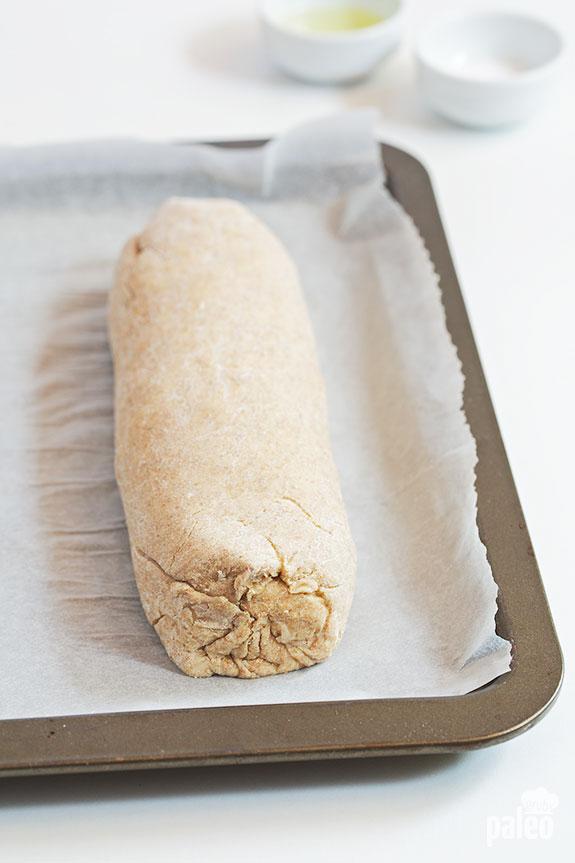 garlic bread dough