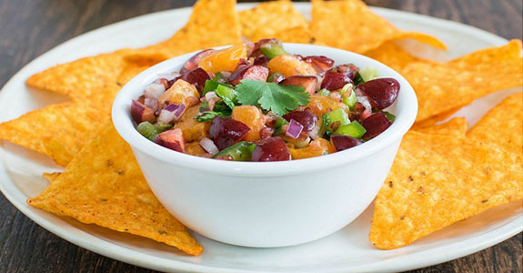 Cherry Orange Salsa